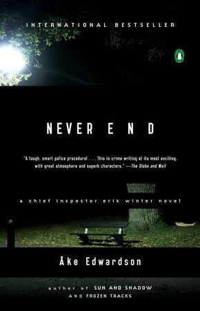 Never End by Ake Edwardson