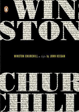 Winston Churchill by John Keegan