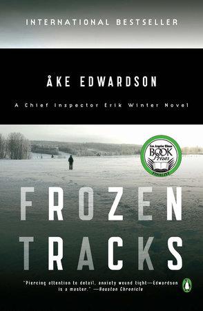 Frozen Tracks by Ake Edwardson