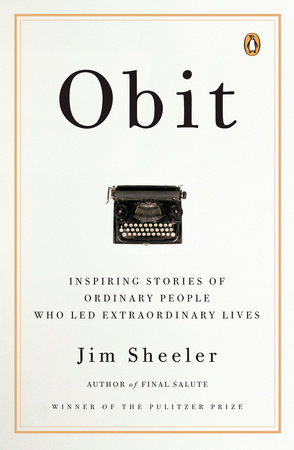 Obit by Jim Sheeler
