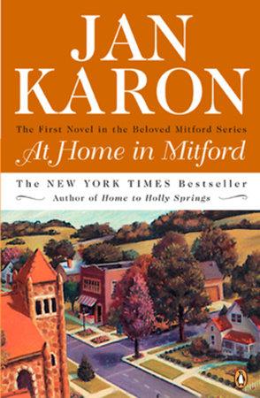 At Home in Mitford by Jan Karon