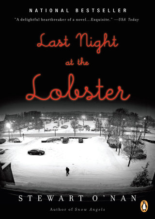 Last Night at the Lobster by Stewart O'Nan