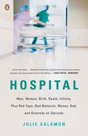 Hospital by Julie Salamon