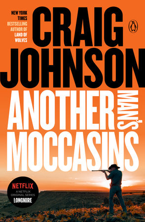 The cover of the book Another Man's Moccasins