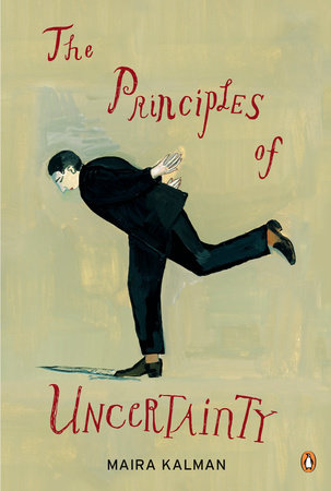 The cover of the book The Principles of Uncertainty