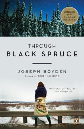Through Black Spruce by Joseph Boyden