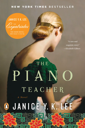 The Piano Teacher Book Cover Picture