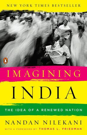 Imagining India by Nandan Nilekani