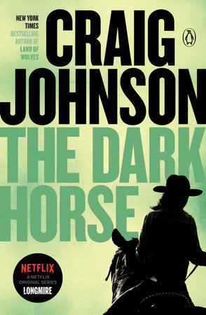 The cover of the book The Dark Horse