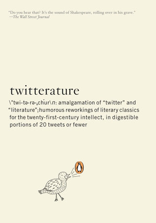 Twitterature by Alexander Aciman and Emmett Rensin