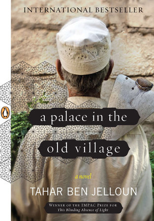 A Palace in the Old Village Book Cover Picture