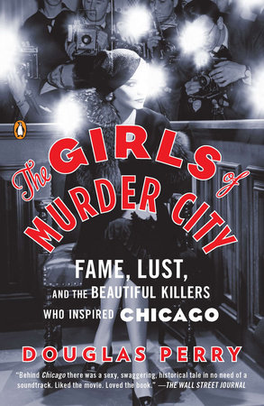 The Girls of Murder City Book Cover Picture