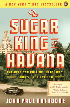 The Sugar King of Havana Book Cover Picture