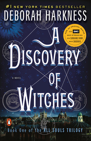 A Discovery of Witches Book Cover Picture