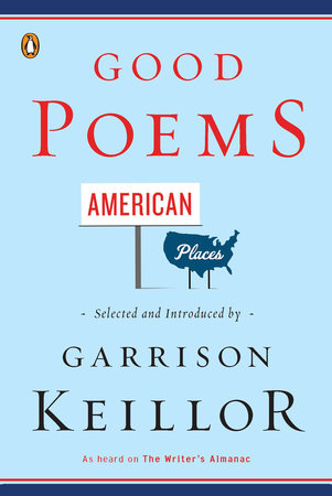 Good Poems, American Places by Various