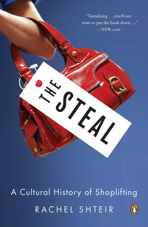 The Steal by Rachel Shteir