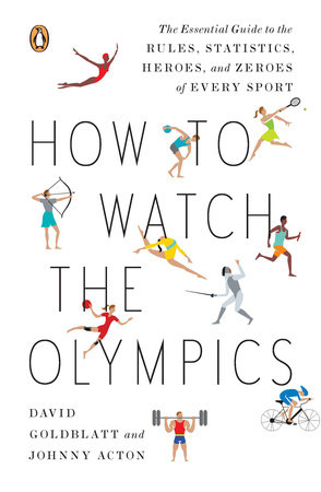 How to Watch the Olympics Book Cover Picture
