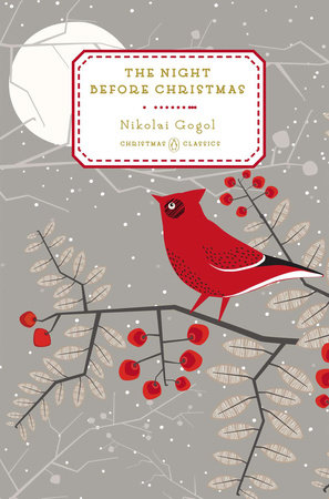 The cover of the book The Night Before Christmas