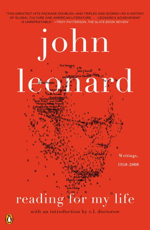Reading for My Life by John Leonard