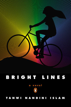 The cover of the book Bright Lines