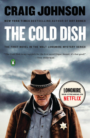 The cover of the book The Cold Dish