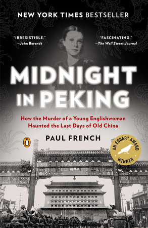 Midnight in Peking Book Cover Picture