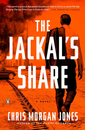 The Jackal's Share by Christopher Morgan Jones