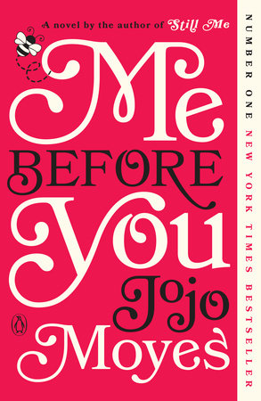 Me Before You Book Cover Picture