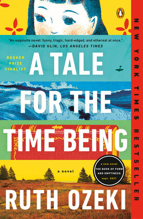 The cover of the book A Tale for the Time Being