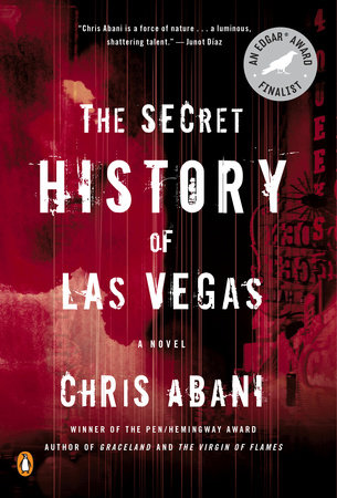 The cover of the book The Secret History of Las Vegas
