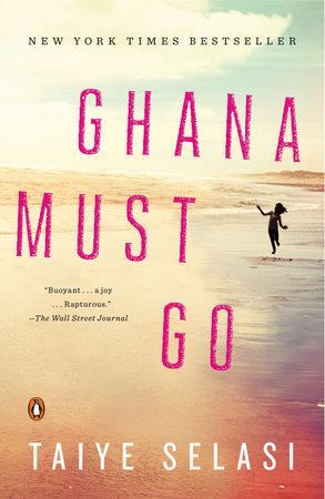 Ghana Must Go Book Cover Picture