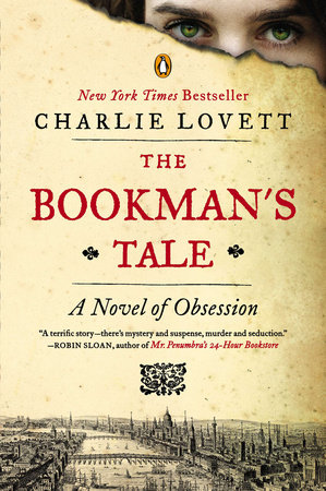 The Bookman's Tale Book Cover Picture