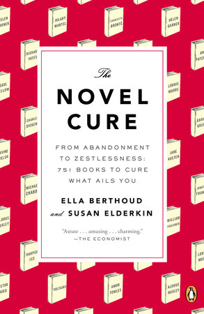 The Novel Cure Book Cover Picture