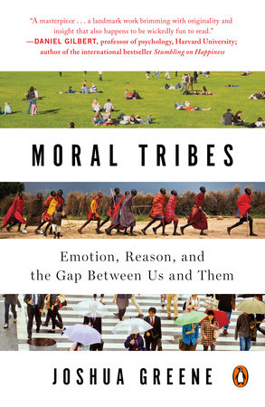Moral Tribes by Joshua Greene