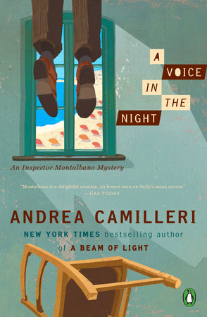 A Voice in the Night by Andrea Camilleri