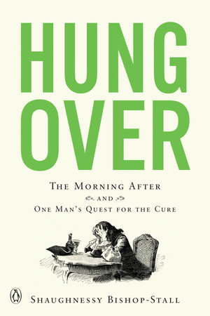 The cover of the book Hungover