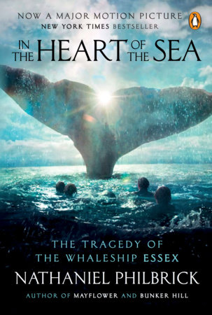 The cover of the book In the Heart of the Sea