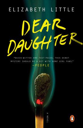 Dear Daughter Book Cover Picture