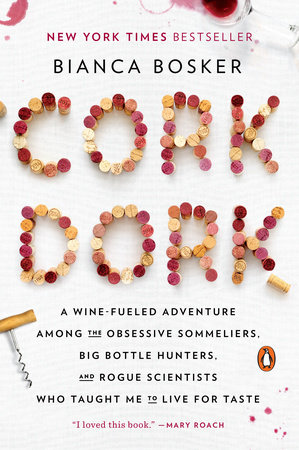 Cork Dork Book Cover Picture