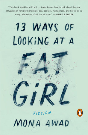 13 Ways of Looking at a Fat Girl Book Cover Picture