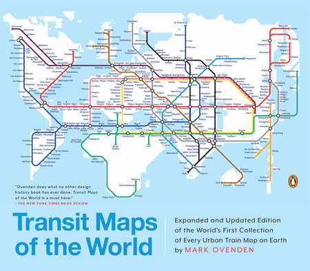 Transit maps of the world by mark ovenden penguinrandomhouse transit maps of the world by mark ovenden gumiabroncs Image collections