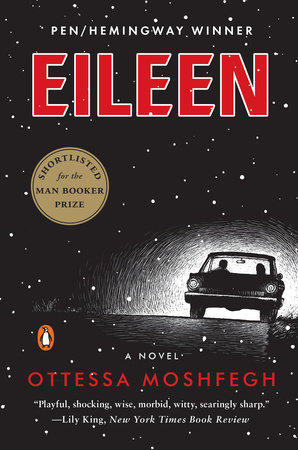 The cover of the book Eileen