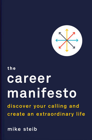 The cover of the book The Career Manifesto