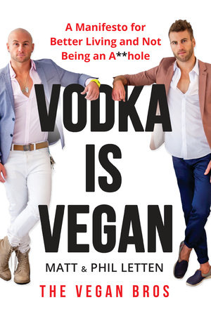Vodka Is Vegan