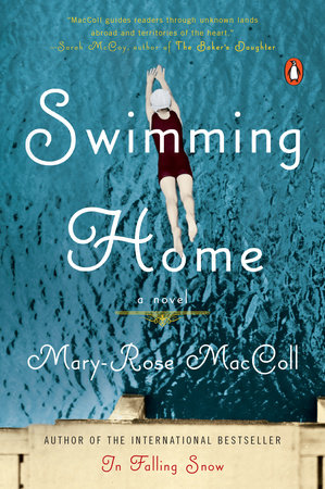 Swimming Home by Mary-Rose MacColl