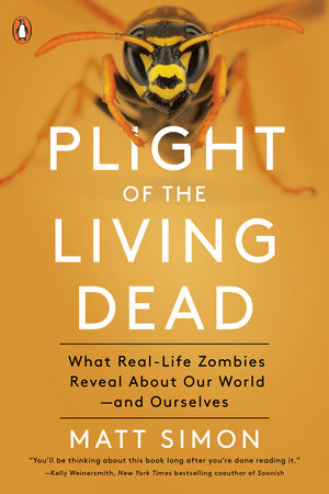 The cover of the book Plight of the Living Dead
