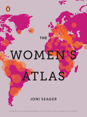 The cover of the book The Women's Atlas