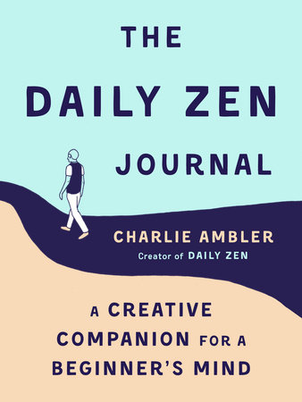 The cover of the book The Daily Zen Journal