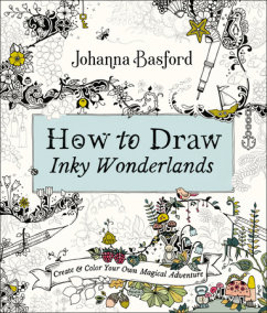 How to Draw Inky Wonderlands