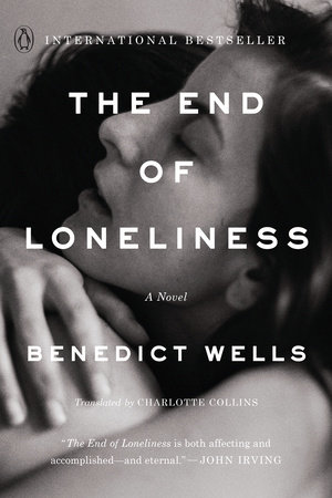 The cover of the book The End of Loneliness